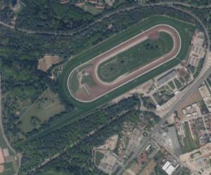 Hippodrome de Lyon - Parilly